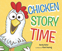 Chicken Story Time, By Sandy Asher