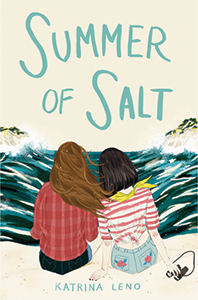 Summer Of Salt, By Katrina Leno