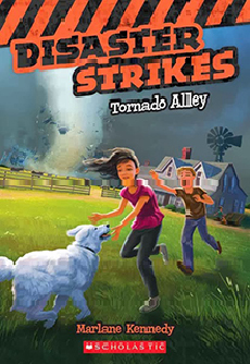 Disaster Strikes, Tornado Alley, By Marlane Kennedy