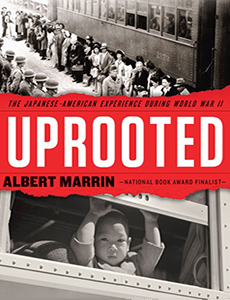 Uprooted, By Albert Marrin